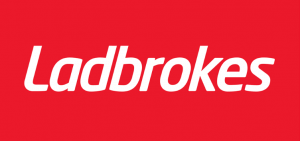 Here is a picture of the Ladbrokes logo