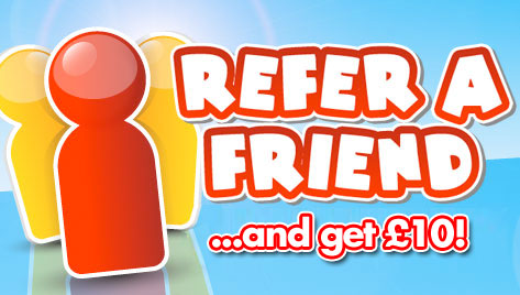 Sun Bingo refer a friend