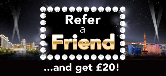 Caesars Casino promo code 2013 friends