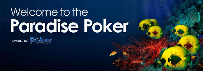 Here a Paradise Poker promotional image