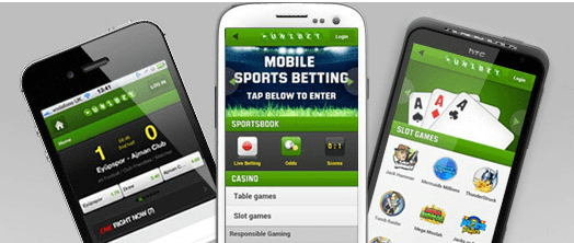 Unibet Promotional Code Mobile