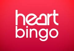 Heart Bingo Promo Code 2019: 30 Free Spins on a £10 spend, plus £50 worth of bingo tickets