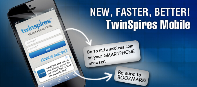 Image Result For Twinspires Com Mobile App