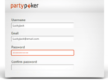 partypokersignup