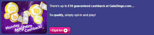 For Gala Bingo we currently have 0 coupons and 23 deals. Our users can save with our coupons on average about $ Todays best offer is Win up to 25 Free Spins in The Happy Wheel at Gala Bingo.
