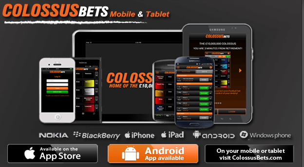 COLMIND: Colossus Bets Bonus Code (£10 Free for 2017)