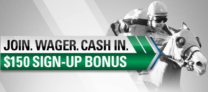 TVG Promo Code March 2017: 100% deposit bonus up to $100