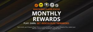 monthly rewards draftkings