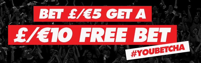 Sun Bets free bet offer