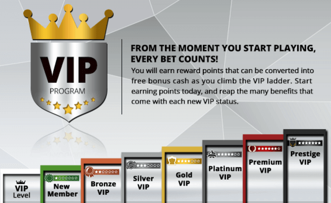 VIP Magic Red