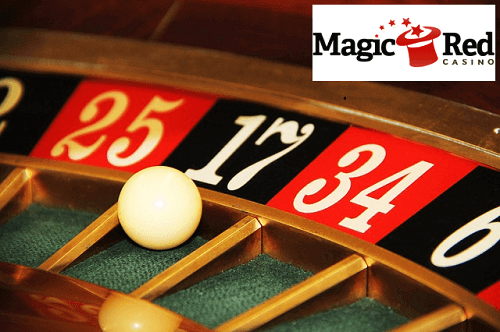 Magic Red Casino Promo Code: 100% match on up to £25