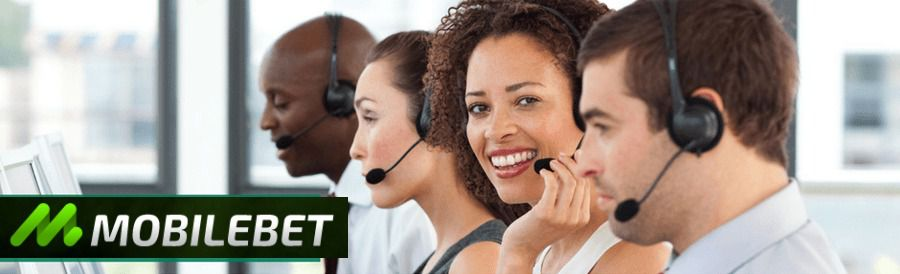 customer support Mobilebet