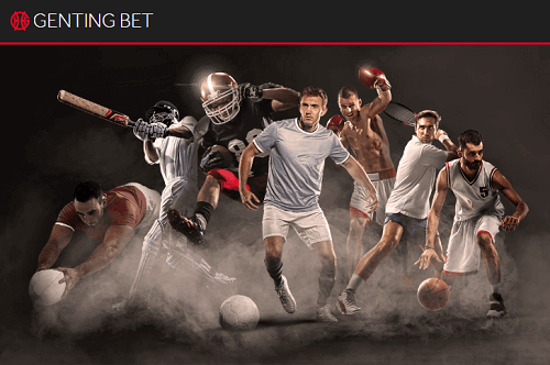 "Sign Up with Genting Bet Promo Code ""MAXPRCODE"" for £10 First Bet Insurance"