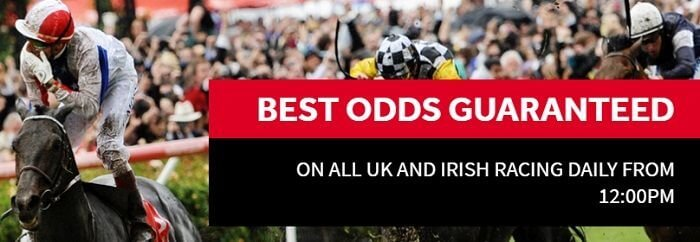 Best Odds Guaranteed on Horse Racing Genting