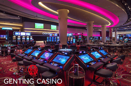 "How to get up to £400 bonus with Genting Casino promo code ""GENTEXTRA"""