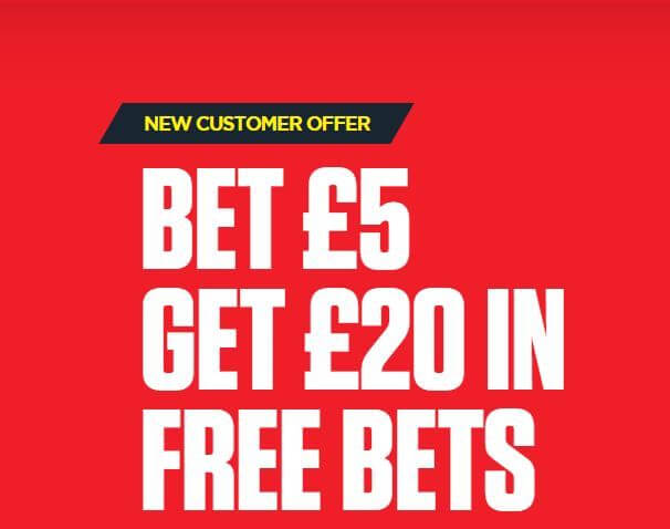 How to claim the Ladbrokes Promo Code & Welcome Offer