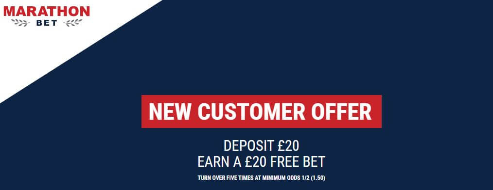 How to claim the MarathonBet Promo Code and Welcome Offer